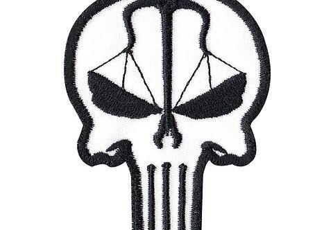 Punisher Scales Of Justice Revenge - Velcro Back