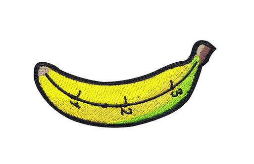 Banana For Scale Meme - Velcro Back