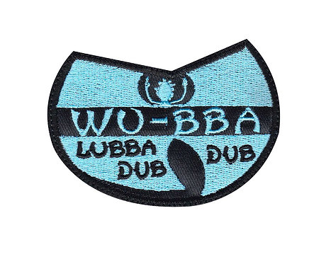 Wubba Lubba Dub Dub Wug Rick And Morty - Glue Back To Sew On