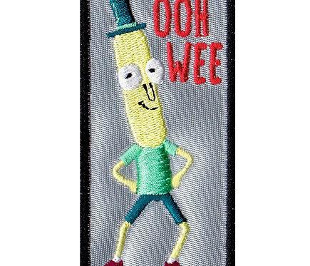 Mr Poopy Butthole - Velcro Back
