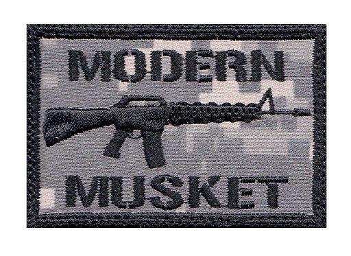Modern Musket Assault Rifle - Velcro Back