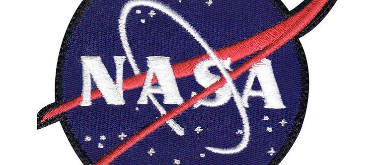 Nasa Space Star Logo - Velcro Back