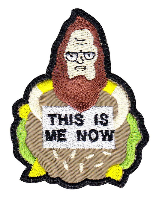 Gene Belcher This Is Me Now Bob's Burgers - Glue Back To Sew On