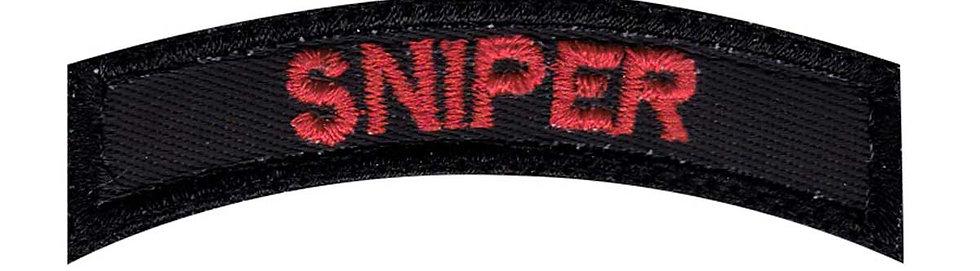 Sniper Small Rocker - Velcro Back