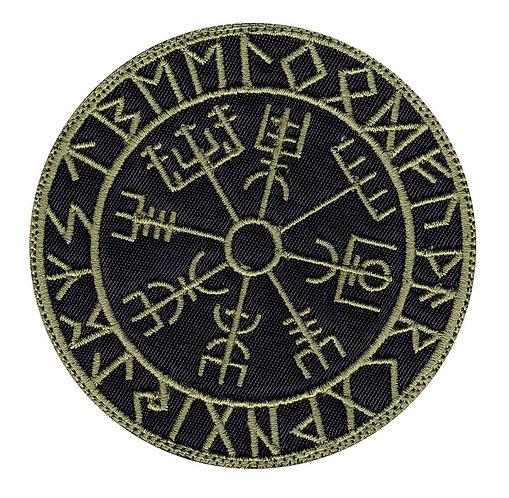 Viking Rune Calendar - Velcro Back