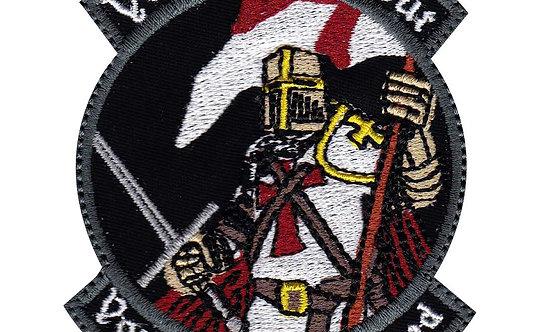 Crusader Run Die Tired - Velcro Back