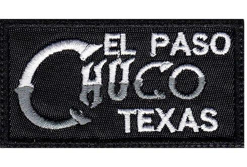 El Paso Texas Chuco Latino Mexican Spanish Slang - Glue Back To Sew On