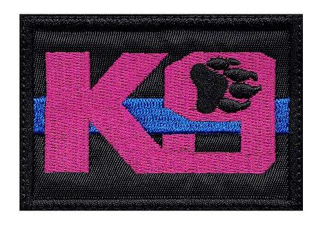 K9 Line Logo - Velcro Back