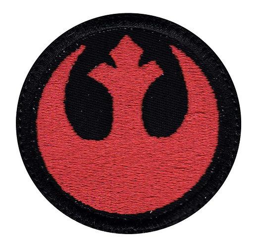 Rebel Alliance Star Wars - Glue Back To Sew On