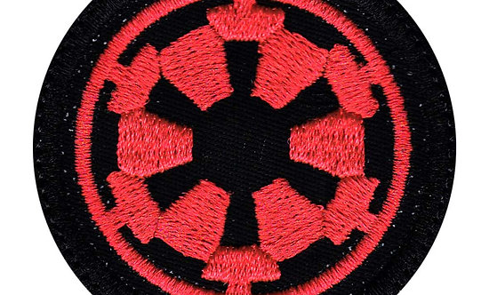 Galatic Republic Logo Star Wars Inspired - Velcro Back