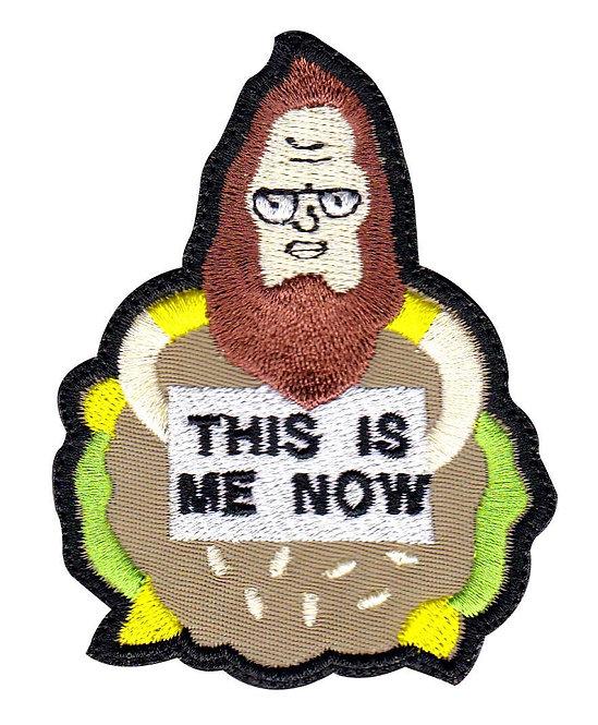 Gene Belcher This Is Me Now Bob's Burgers - Velcro Back