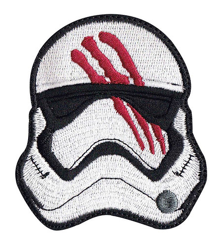 Force Awakens Finn Fn8 Storm Trooper Mask - Velcro Back