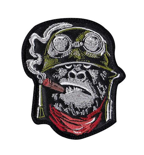 Gorilla Warfare 2 Smoking Cigar - Velcro Back