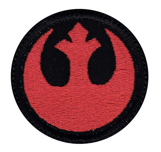 Rebel Alliance Logo Star Wars Inspired - Velcro Back
