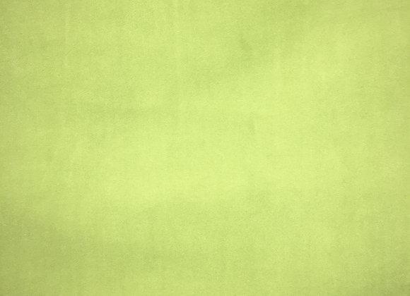 474-10  Poly velvet Applegreen