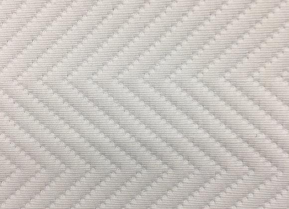 126-17. Zigzag  White White