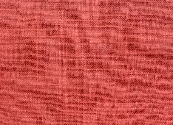 1281 country linen henna red