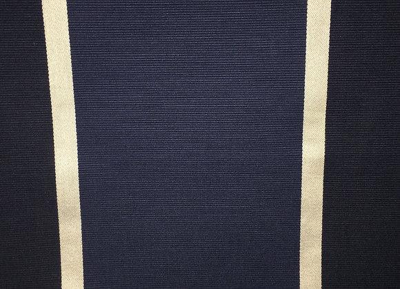 931 Blue & White Stripe