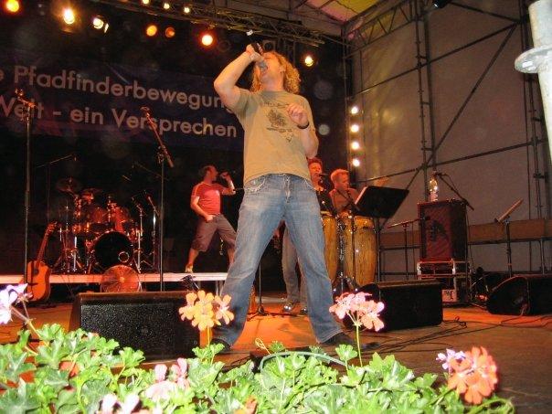 Steffen in Action
