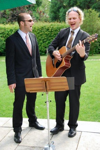 Hochzeit - Acoustic Einlage