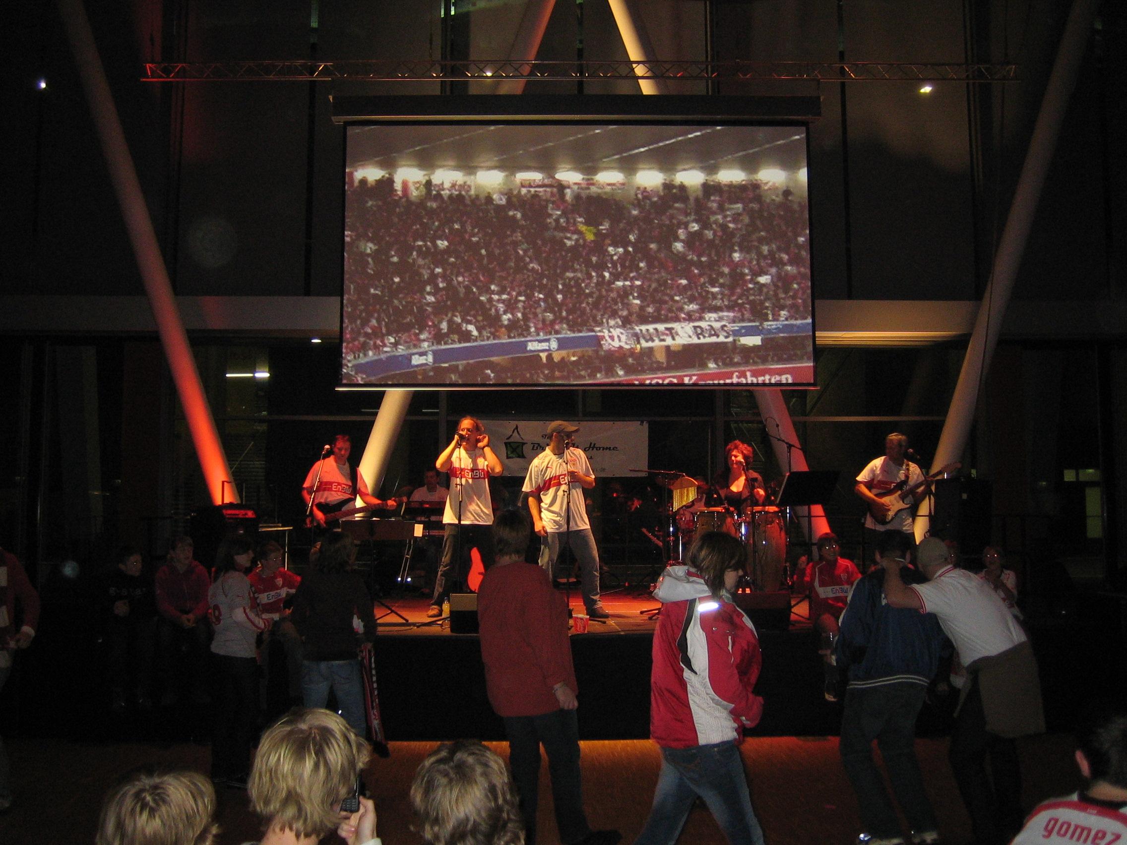VfB Fanweihnachtsfeier