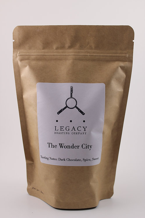 The Wonder City Blend