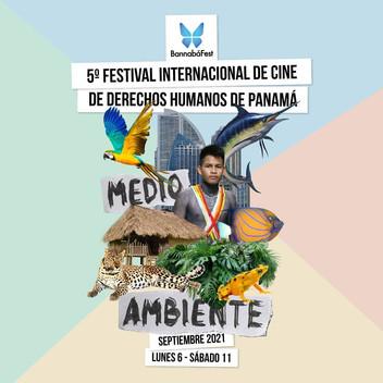 SE ACERCA EL V FESTIVAL INTERNACIONAL DE CINE DE DERECHOS HUMANOS DE PANAMÁ (BANNABÁFEST)