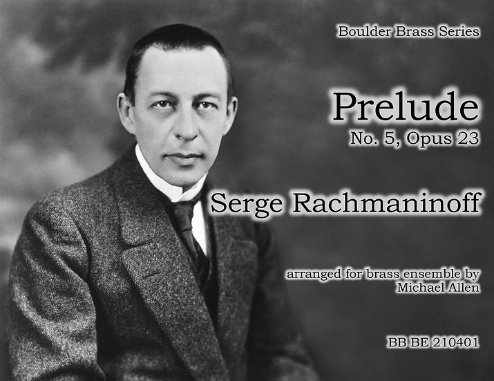 Prelude in G Minor, Opus 23, No. 5
