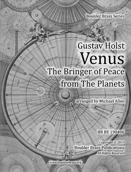 Venus, the Bringer of Peace