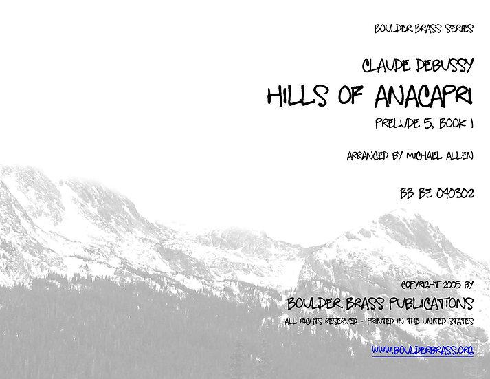 Hills of Anacapri