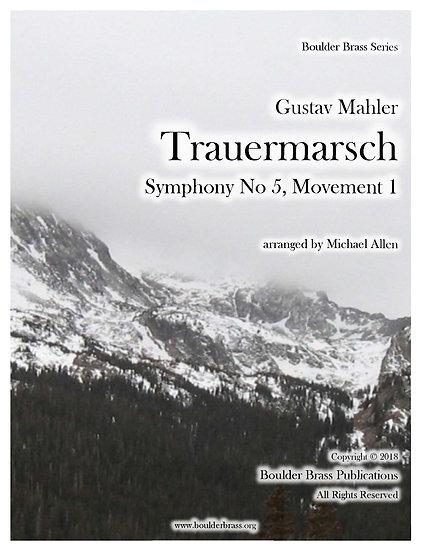 Symphony No 5, Movement 1 Trauermarsch
