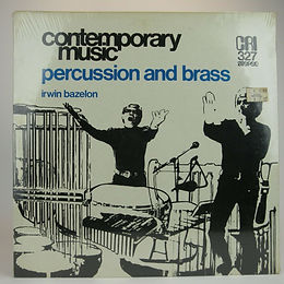 Contemporary Music for Percussion and Brass