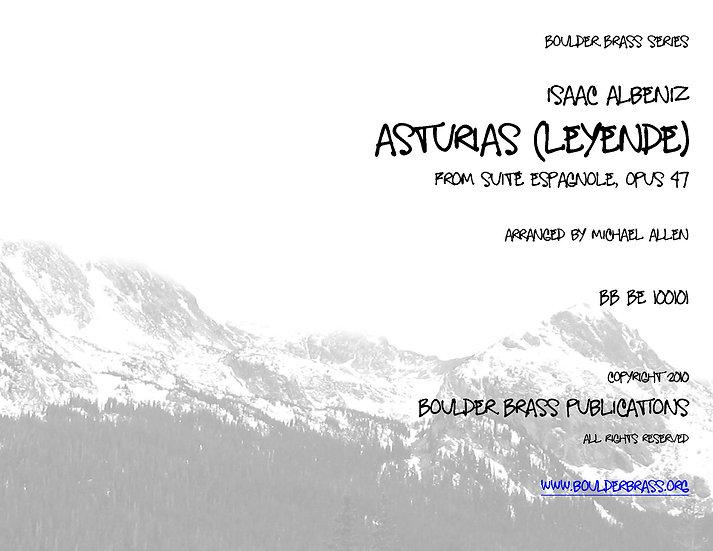 Asturias (Leyende)
