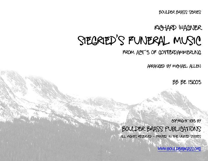 Siegfried's Funeral Music