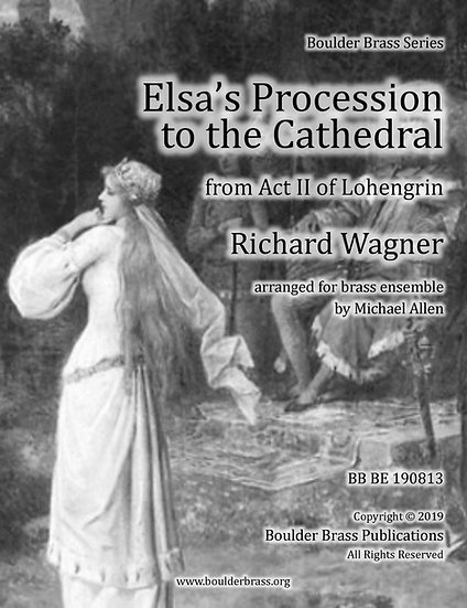 Elsa's Procession to the Cathedral