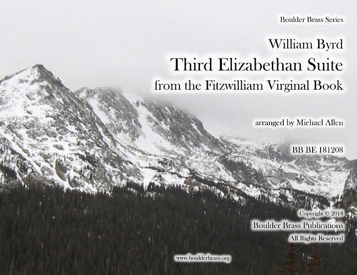Third Elizabethan Suite