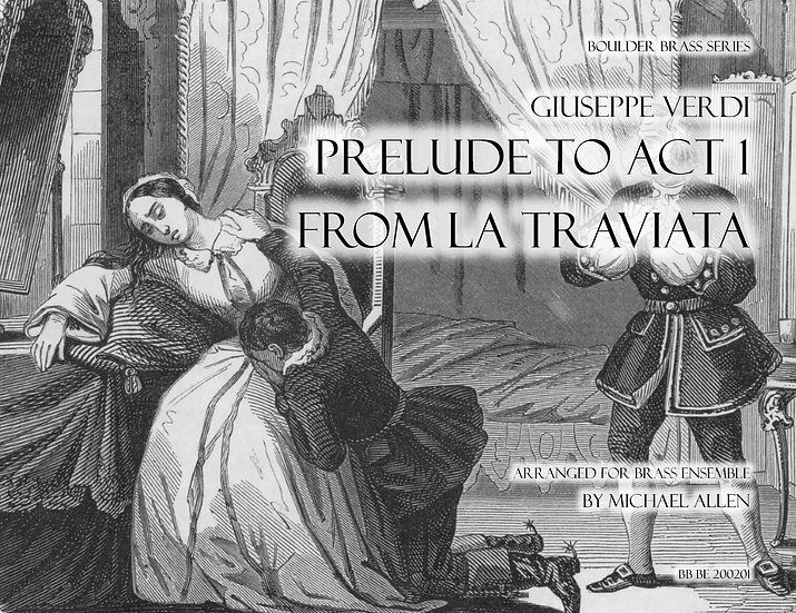 Prelude to Act 1 of La Traviata