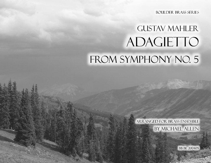 Adagietto from Symphony No. 5