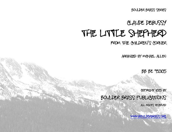 The Little Shepherd from Children's Corner