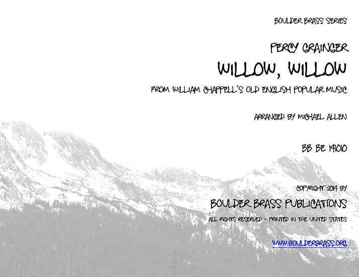 Willow, Willow
