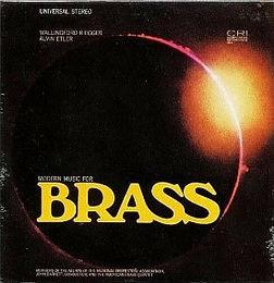 Modern Music for Brass