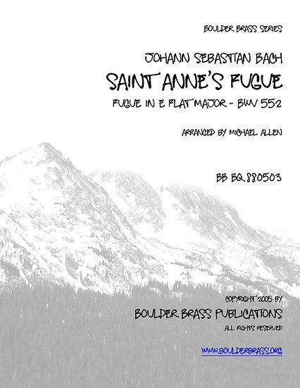 Fugue on Saint Anne