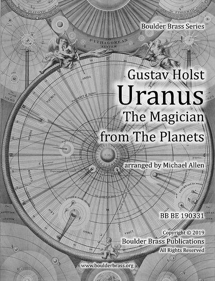 Uranus, the Magician