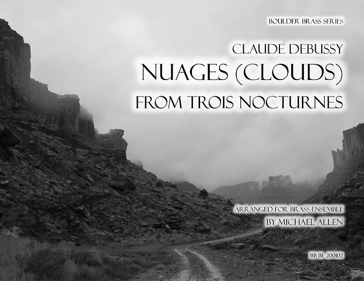 Nuages (Clouds) from Trois Nocturnes