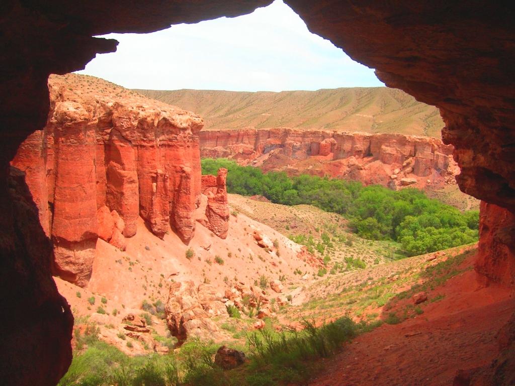 Temirlik canyon