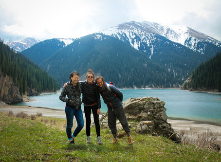 """The Ultimate """"Around Almaty"""" Road Trip Itinerary."""