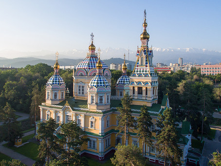 5 Must-Visit Places In Almaty