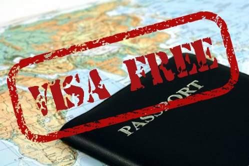 Visa-free regime in Kazakhstan