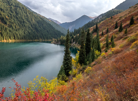 Kolsay Lakes National Park