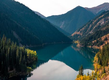 Charyn Canyon, Kolsai & Kaindy lakes: great hiking and amazingly beautiful lakes
